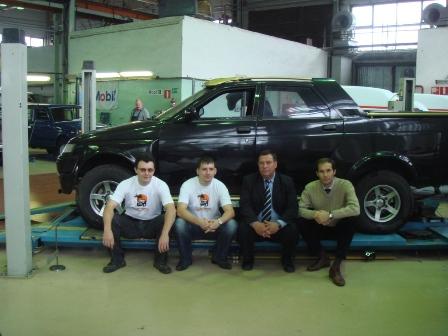 Русский Прорыв в Тольятти у Моторики