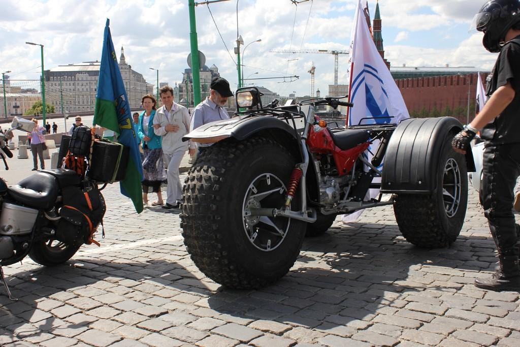 Русский прорыв 2014г Пилигрим